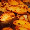 Patatas gajo grill